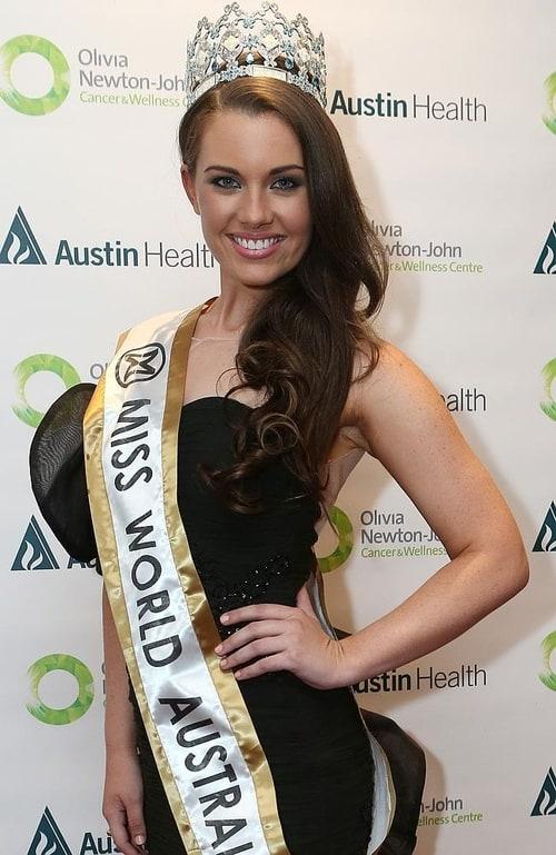 The Miss World 2014 Contestants list