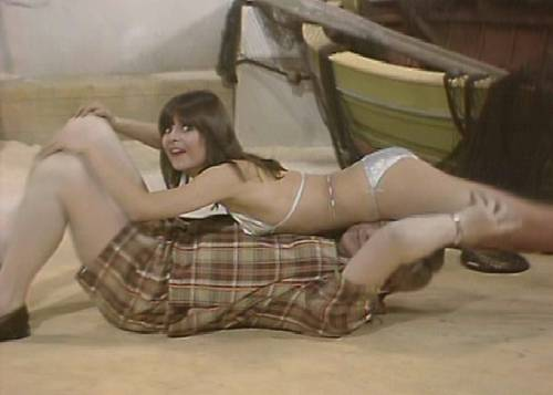 Benny hill girls naked — 9