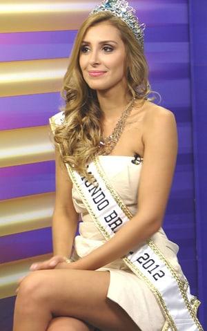 Miss World Brazil list