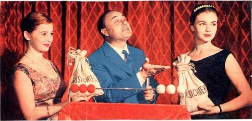 1950s/Early 1960s Italian TV/Radio Shows' Comedies list