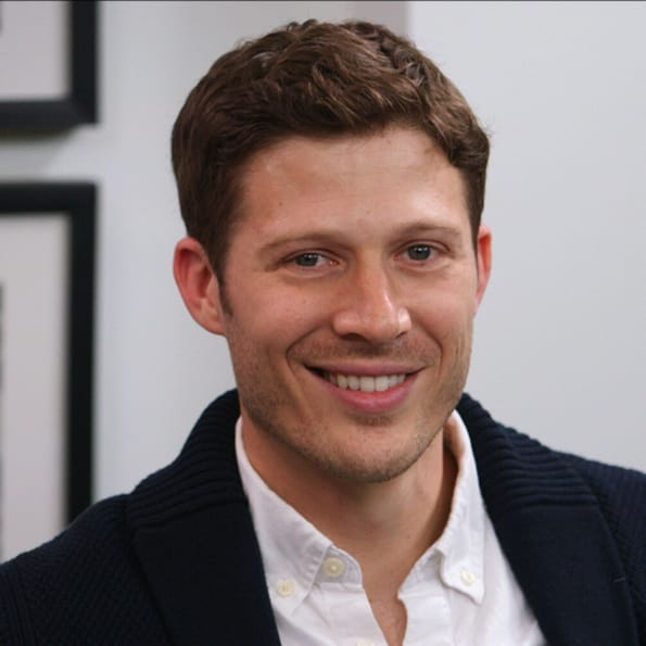 The Evolution of Zach Gilford on